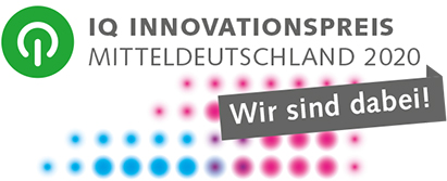 IQ Innovationspreis Mitteldeutschland 2020 - IQ Innovation Award 2020